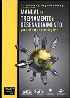 MANUAL DE TREINAMENTO E DESENVOLVIMENTO - GESTAO E ESTRATEGIAS