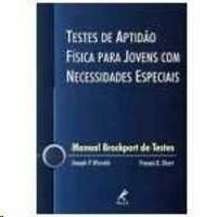 TESTES DE APTIDAO FISICA PARA JOVENS COM NECESSIDADES ESPECIAIS