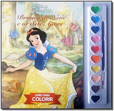 Disney - Cresco Um Pouco Todo Dia - Princesas
