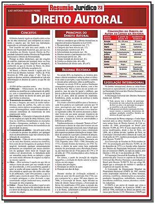 Resumao Juridico - Vol.12 -Proc. Penal - 02 Ed/18