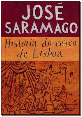 História do Cerco de Lisboa - Cia de Bolso