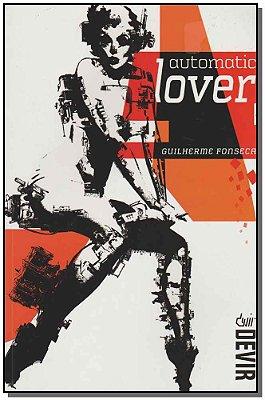 Automatic Lover (Capa Brochura)