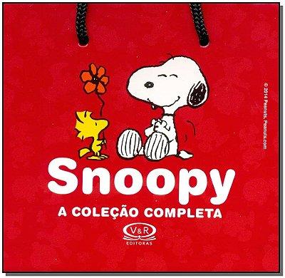 Box Snoopy - a Coleção Completa