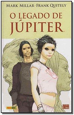 Legado de Júpiter, O - Vol. 1