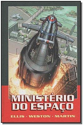 Ministério do Espaço - Capa Dura