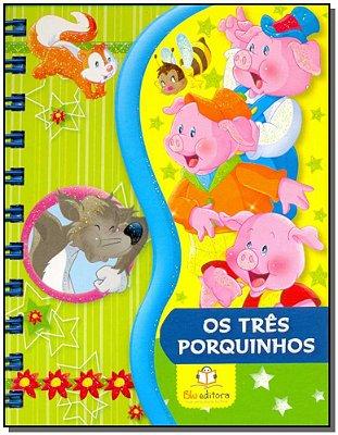 Tres Porquinhos, os - Blu Editora