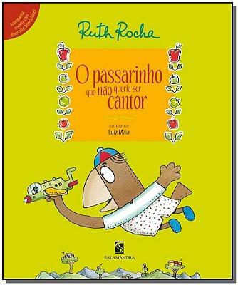 Passarinho Que Não Queria Ser Cantor, o - Vol 02