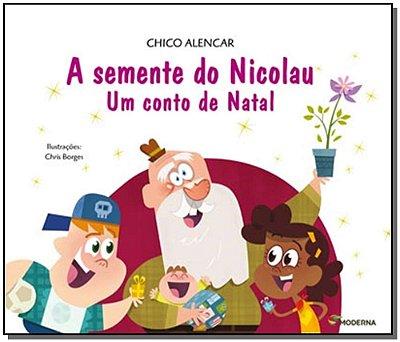 Semente do Nicolau Ed 03