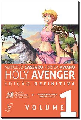Holy Avenger - Vol.01 - Edicao Definitiva