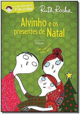 Alvinho e os Presentes de Natal