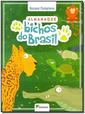 Almanaque Bichos do Brasil