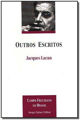 Outros Escritos -  Jorge Zahar