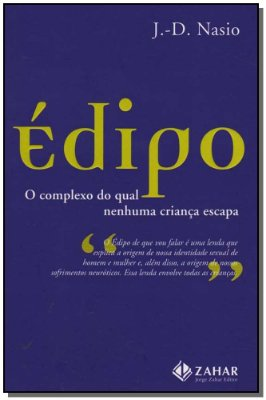 Édipo - (Jorge Zahar)