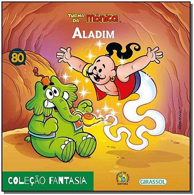 Tm - Fantasia - Aladim (Novo)