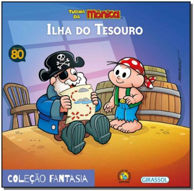 Tm - Fantasia - Ilha do Tesouro (Novo)