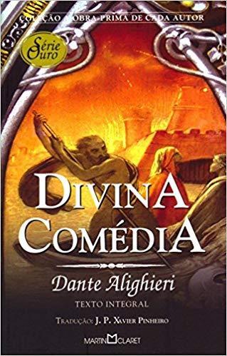 Divina Comédia-coleção Obra-prima