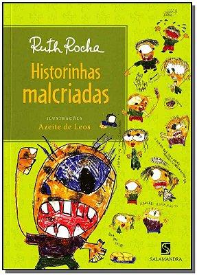 Historinhas Malcriadas - Novo