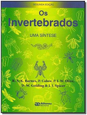Invertebrados, Os - Uma Síntese - 02Ed/08