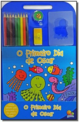 TOQUE DE COR, UM! - O PRIMEIRO DIA DE OSCAR