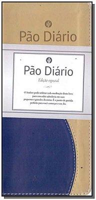 Pão Diario - Edição Especial - Luxo Bolso