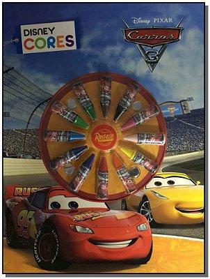 Disney - Cores - Carros 3
