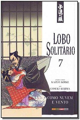 Lobo Solitário Vol. 7