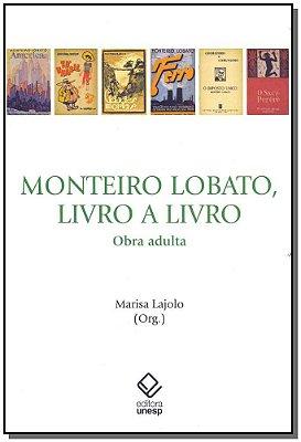 Monteiro Lobato, Livro a Livro - Obra Adulta