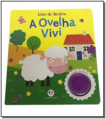 Livro do Barulho - A Ovelha Vivi