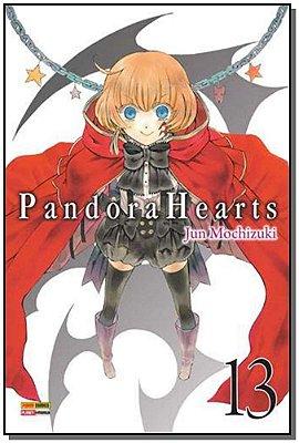 Pandora Hearts - Vol.13