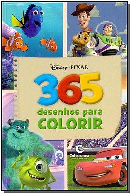 Disney - 365 Desenhos Para Colorir - Meninos