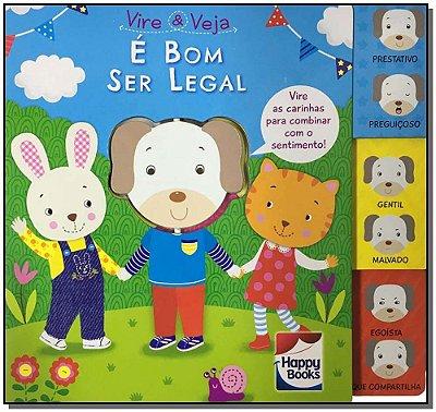 Vire & Veja - É Bom Ser Legal