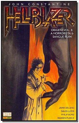 Hellblazer: Origens - Vol.08