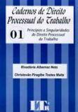 CADERNOS DE DIREITO PROCESSUAL DO TRABALHO