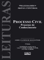 PROCESSO CIVIL - PROCESSO DE CONHECIMENTO - COL. LEITURAS JURIDICAS