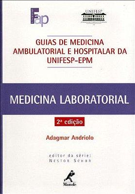 GUIA DE MEDICINA LABORATORIAL - GUIAS DE MEDICINA AMBULATORIAL E HOSPITALAR