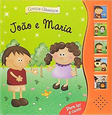SON-CONTOS P LER E OUVIR - JOAO E MARIA