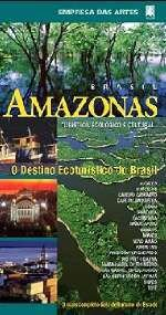 BRASIL AMAZONAS - TURISTICO, ECOLOGICO E CULTURAL - COL. DISTRIBUICAO - INT