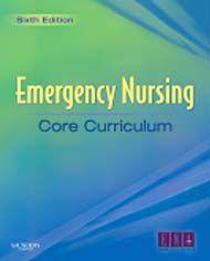EMERGENCY NURSING CORE CURRICULUM