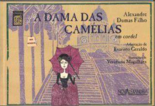 DAMA DAS CAMELIAS, A - COL. CLASSICOS EM CORDEL