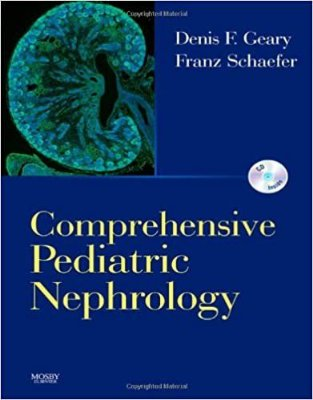 COMPREHENSIVE PEDIATRIC NEPHROLOGY, TEXT WIT