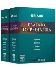 NELSON TRATADO DE PEDIATRIA - 2 VOLUMES