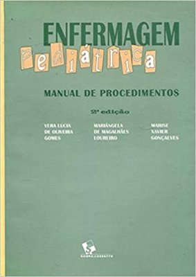 ENFERMAGEM PEDIATRICA MANUAL DE PROCEDIMENTOS