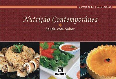 NUTRICAO CONTEMPORANEA - SAUDE COM SABOR