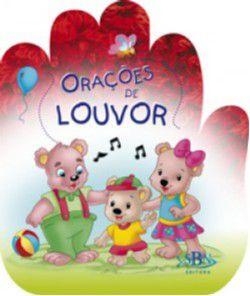 ORACOES DE LOUVOR - COL. FALANDO COM O PAPAI DO CEU