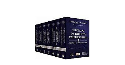 TRATADO DE DIREITO EMPRESARIAL BRASILEIRO - VOL. I