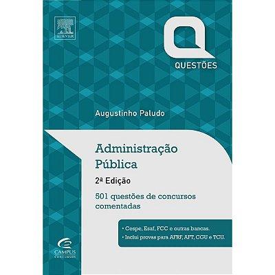 ADMINISTRACAO PUBLICA - COL. QUESTOES