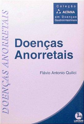 DOENCAS ANORRETAIS