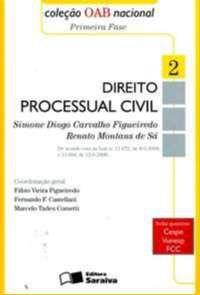 DIREITO PROCESSUAL CIVIL - VOL. 2 - PRIMEIRA FASE - COL. OAB NACIONAL