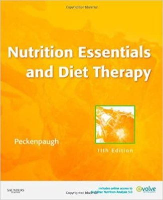 NUTRITION ESSENTIALS AND DIET THERAPY, 11TH EDITION