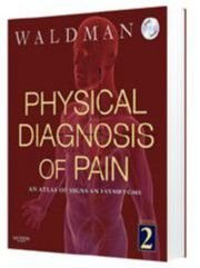 PHYSICAL DIAGNOSIS OF PAIN WITH DVD